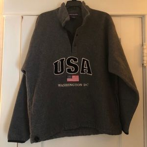 Fruit of the Loom USA sweater